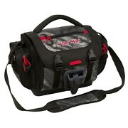 Fishing Tackle Bag Waterproof Large W/ 4 Lure Box Container Gear Storage Pockets