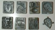 Mattel Fright Factory Molds For Creepy Crawlers Use With Goop