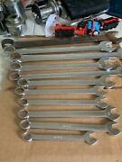 Large Lot Snap On Wrenches 12pts And 6pts