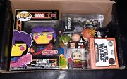 Mystery Boxes Loot Crate Style Collectibles Funko Exclusives Star Wars Marvel