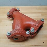 Victaulic 3/88.9mm Style 732 Wye Type Vic-strainer - Used