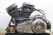 07 Harley-davidson Electra Glide Classic Flht Engine Motor Tested And Inspection