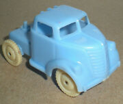 Allied Blue And White Tractor Truck Cab 4 American Flyer 643 Circus Train Load B1
