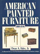 Antique American Painted Furniture 1660-1880 500+ Photos / In-depth Book