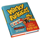 Wacky Packages Coffee Table Book 2008 2nd Edition - Hand Signed By Jay Lynch
