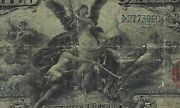 Fr. 269 1896 5 Pmg Very Good 8 - Silver Certificates - Horse Blanket