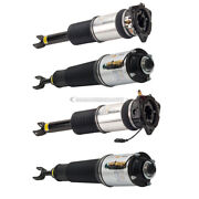 For Audi A8 Quattro S8 Front And Rear Shock Strut Set Tcp