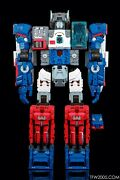 Transformers Generations Titans Return - Fortress Maximus Sdcc 2016 With Bag