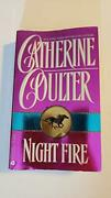 Night Fire By Catherine Coulter Mint Condition