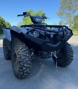 Yamaha Grizzly 700 2016-2021 Bull Bar Push Front Bumper Protection Grille Guard