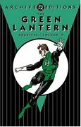 Green Lantern Archives - Volume 5 Archive Editions By John Broome And Gardner