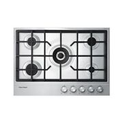 Fisher Paykel Cg305dlpx1 30 Stainless 5 Burner Lp Gas Cooktop 79209