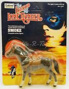 Legend Of The Lone Ranger Smoke Poseable Action Figure 1980 Gabriel No. 31637