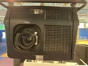 Barco Flm Hd18 Projector For Parts Or Repair