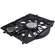 Brushless Motor Cooling Fan Assembly For Mercedes-benz Sl/cl/s Class W220/230