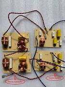 Kef Ls50 Speaker 2-way Audio Frequency Divider Crossover Filters A Pair