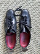 Retro Style De Marchi Leather Cycling Shoes.