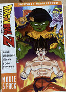 Dragon Ball Z Collection 1- Movie 5 Pack Dvd