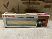 Lionel 6-9581 Chessie Steam Special Baggage Car New
