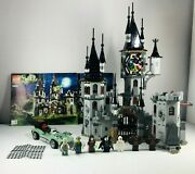 Lego Monster Fighters 9468 Vampyre Castle White Leaves Glow In Dark Complete