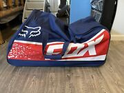 Fox Racing Roller Gear Bag 3 Compartments Offroad Duffle Luggage