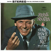 Come Dance With Me [lp] By Frank Sinatra Vinyl, Nov-2009, Capitol Records Usa