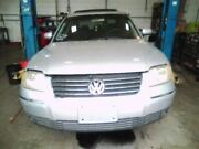 Steering Gear/rack Power Rack And Pinion 4 Cylinder Fits 98-03 Passat 2347583