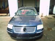 Steering Gear/rack Power Rack And Pinion 6 Cylinder Fits 99-05 Passat 2349633