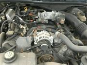 Engine 4.6l Vin W 8th Digit Gasoline Fits 07-08 Lincoln And Town Car 2016382