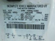 2008 Ford F450sd Front Axle Assembly