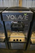 Electro Freeze Sl500 Soft Serve Ice Cream Machines On Commercial Claster