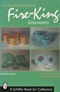 Anchor Hocking Fire-king Glassware Patterns / Illustrated Book + Values