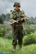 Did A80144 1/6 The Us Army 2nd Ranger Battalion Sniper Jackson Soldier Figure