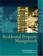 Residential Property Management Principals And Practices By Mike Patellis Vg