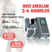 Rf Emslim Portable Electromagnetic Body Slimming Fat Removal Build Muscle Device