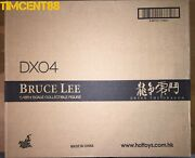 Hot Toys Dx04 Enter The Dragon Bruce Lee 1/6 Figure Normal Edition Sealed