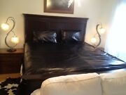 Real Sheep Leather Bedding Set 2-pillow Case Set Luxury Finish Bed Sheets Custom