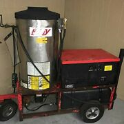 Used Hotsy 980ss 1ph / Diesel 4gpm @ 2000psi Hot Water Pressure Washer