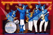 George Rodrigue Blue Dog You Canand039t Drown The Blues Signed Print