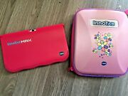 Vtech Innotab Max Kids Learning Tablet In Pink Vgc Unboxed New Peppa Pig Game