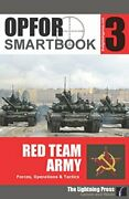 Opfor Smartbook 3 - Red Team Army By Christopher E. Larsen By Christopher Vg