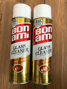 Vintage Bon Ami Glass Cleaner Made Usa Nos Rare Lot Of 2 Faultless Starch Co