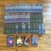 Star Trek The Original Uncut Complete Tv Series All 79 Episodes And 4 Movies Vhs
