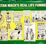 Stan Mack's Real Life Funnies Guarantee, All Dialogue Is By Stanley Mack
