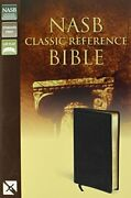 Classic Reference Bible, Updated Nasb By Zondervan