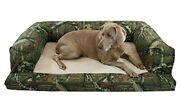 Hidden Valley Products 34 X 54 Mossy Oak Break-up Baxter Couch Infinity Camo ...