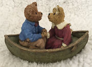 """Boyd's Bears And Friends """"spencer And Kate Always And Forever"""" Figurine 228451"""
