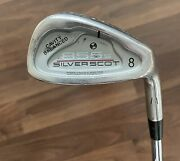 Tommy Armour 855s Silver Scot 8 Iron Right Handed Regular Flex Golf Club
