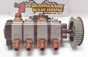Stock Car Products 4 Stage Dry Sump Oil Pump And Peterson Pulley Weaver J3