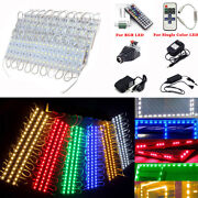 10100ft 5050 Smd 3 Leds Module Lights Club Store Front Window Light White Lamp